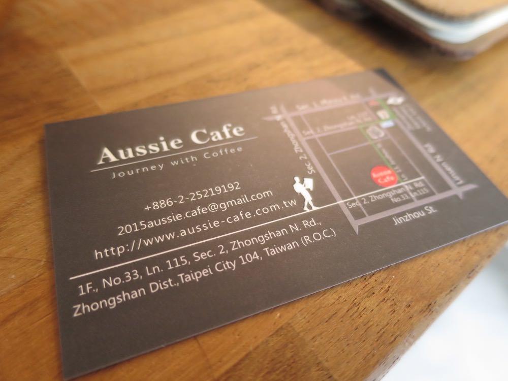Aussie Cafe 澳氏咖啡