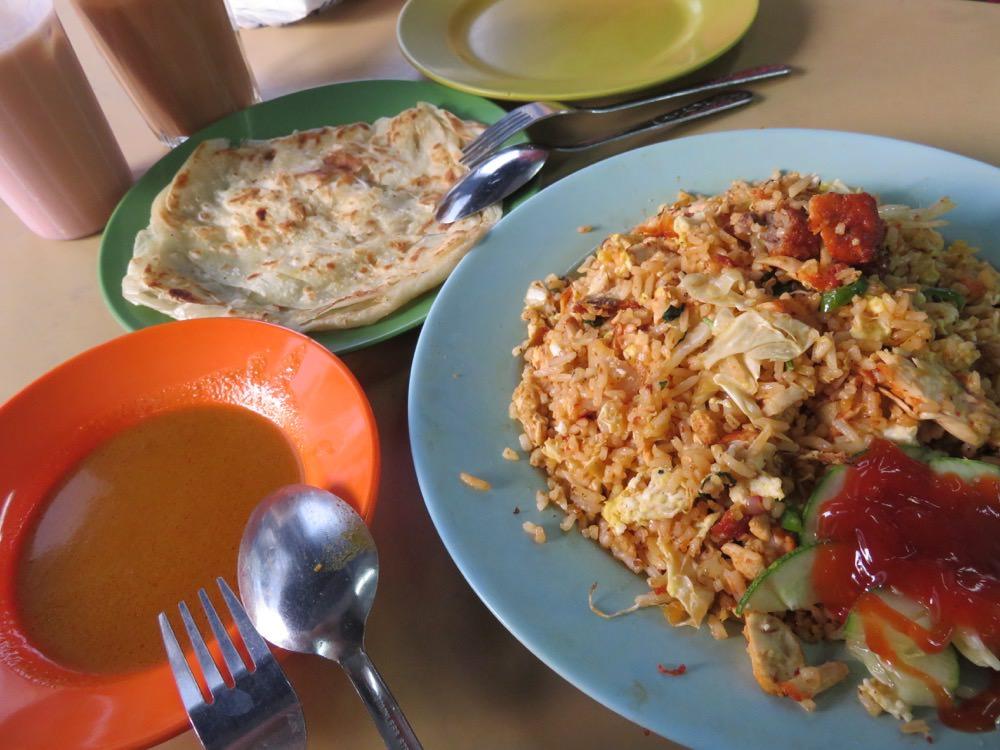 《新加坡》小印度 Little India Mubarak Restaurant