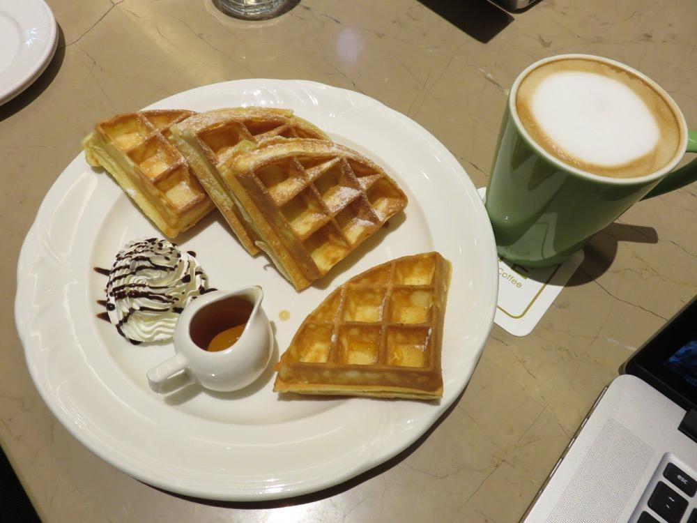 《台北》Neverland LITE 輕鬆咖啡館 老牌麵粉加持
