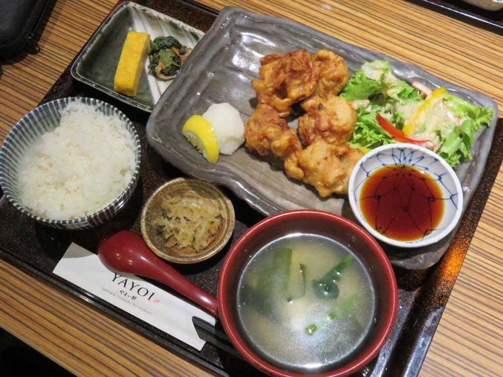 台北 YAYOI 彌生軒 Teishoku 日式定食的先驅者