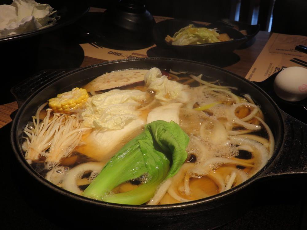 一番地壽喜燒 Sukiyaki and Shabu Shabu