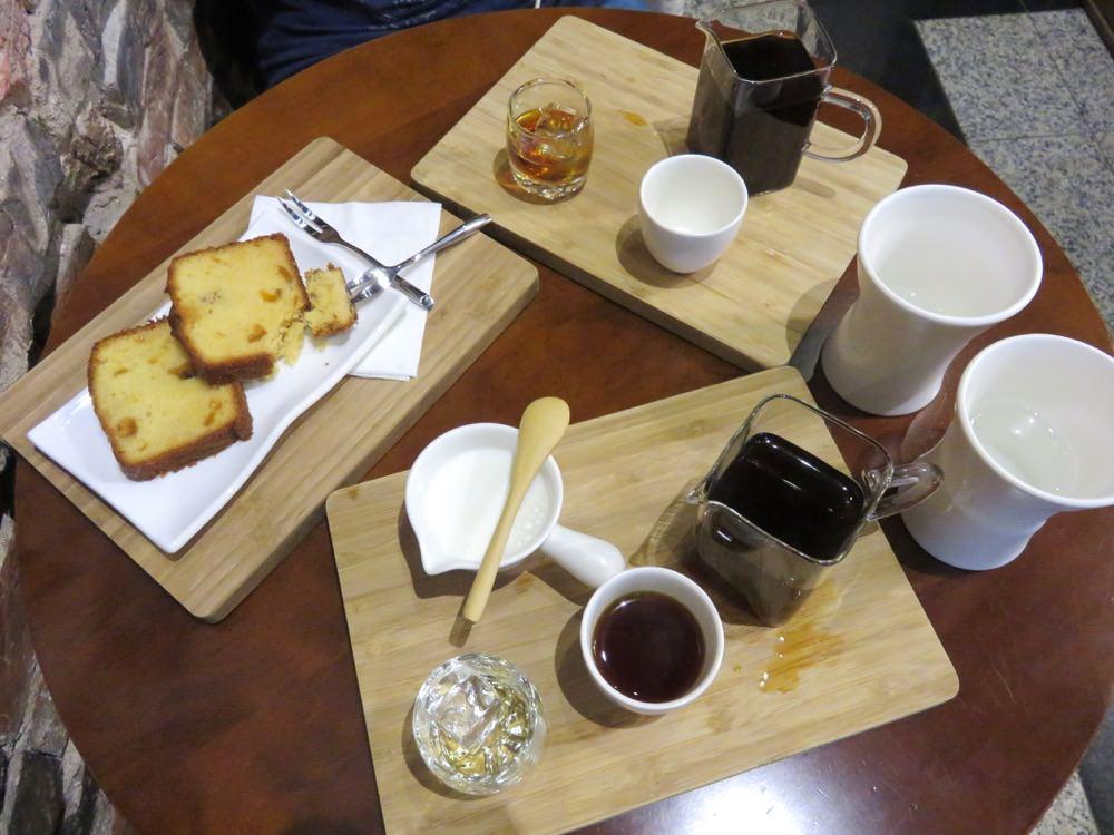 森高砂咖啡館 san coffee