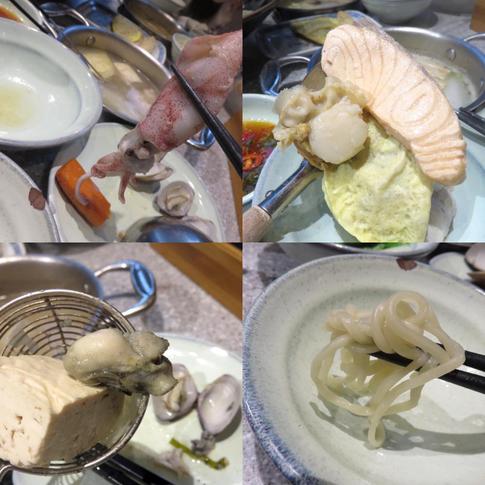 齊民東門市集有機鍋物 qumin market