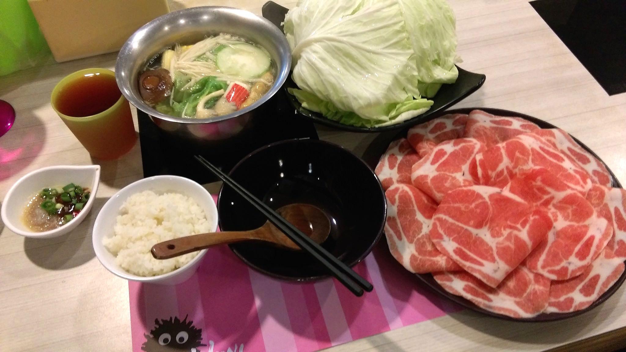 wuni 日式健康鍋物