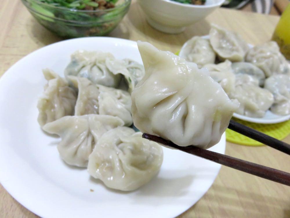 《台北團購》黃家素食水餃 Huang's vegetable dumplings 驚人的蔬食