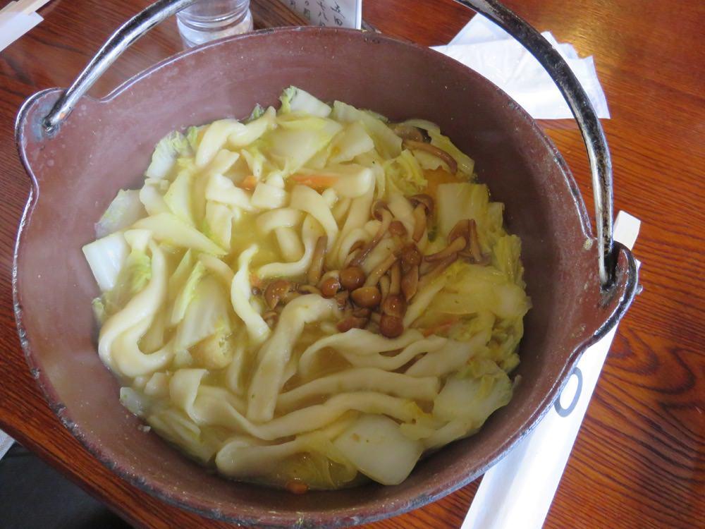 河口湖 ほうとう不動 鄉土料理 Houtou Fudou 有家的味道