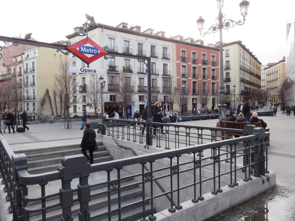 西班牙馬德里機場進市區