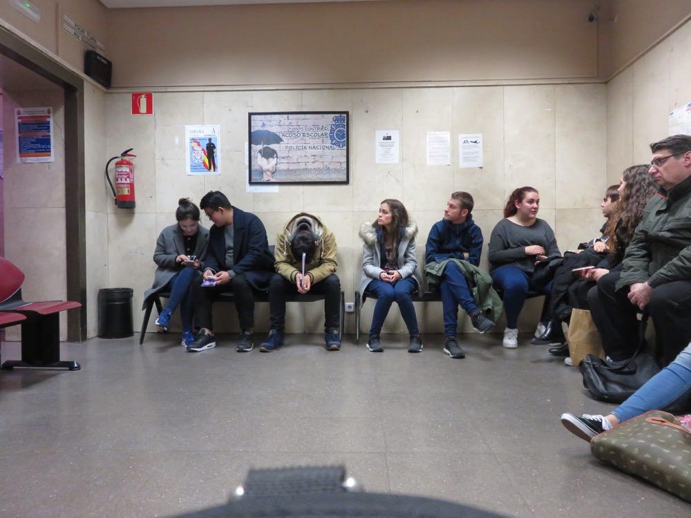 歐洲護照被偷西班牙錢包不見警局報警流程