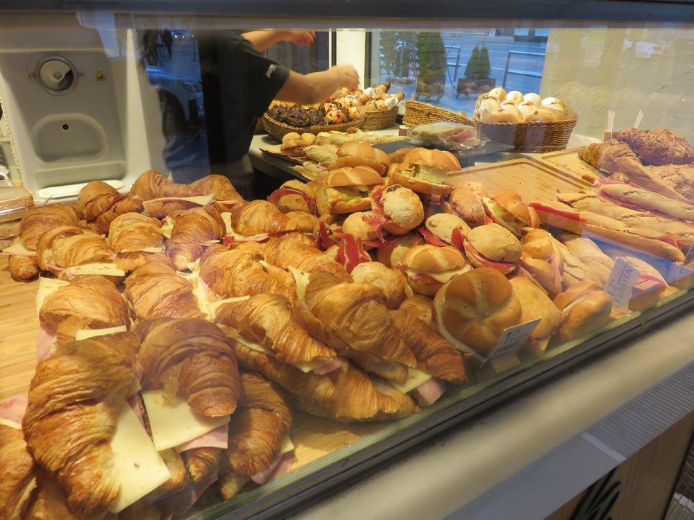 西班牙連鎖三明治早餐Pans & Company好吃