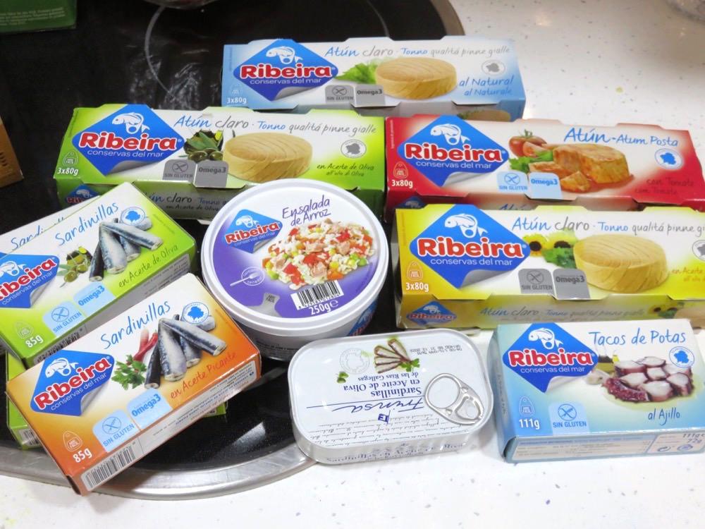 西班牙La Chinata橄欖與海鮮罐頭的世界