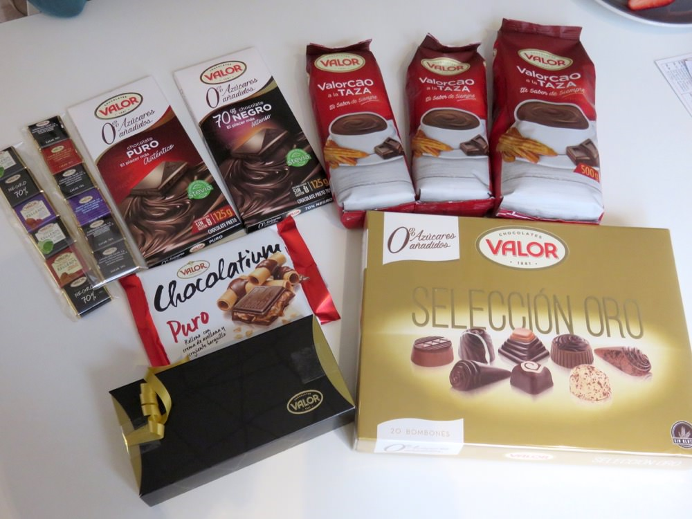 《西班牙》瓦倫西亞巧克力Chocolatería Valor第一品牌懶人包