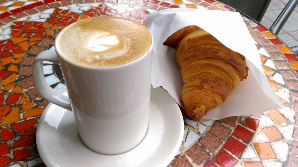 《台北天母》Lutetia 露特西亞 超乎一杯咖啡或一口可頌