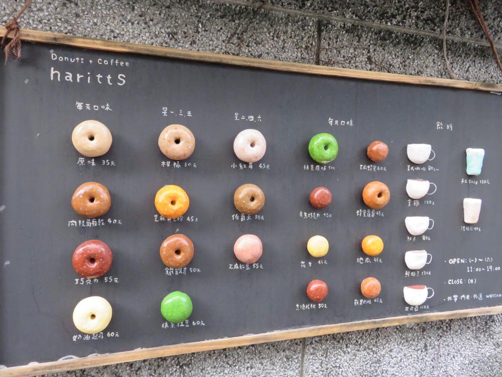 《Haritts甜甜圈》日式甜甜圈大翻身之螞蟻又來偷襲