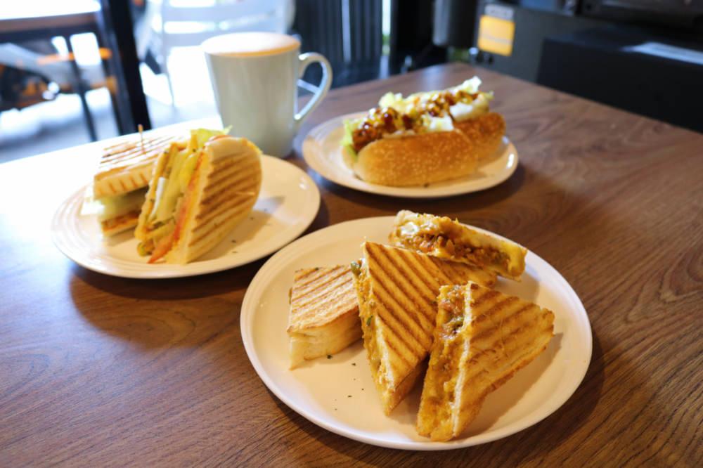 《台北早午餐》PK Caffè 像家一般的舒適存在