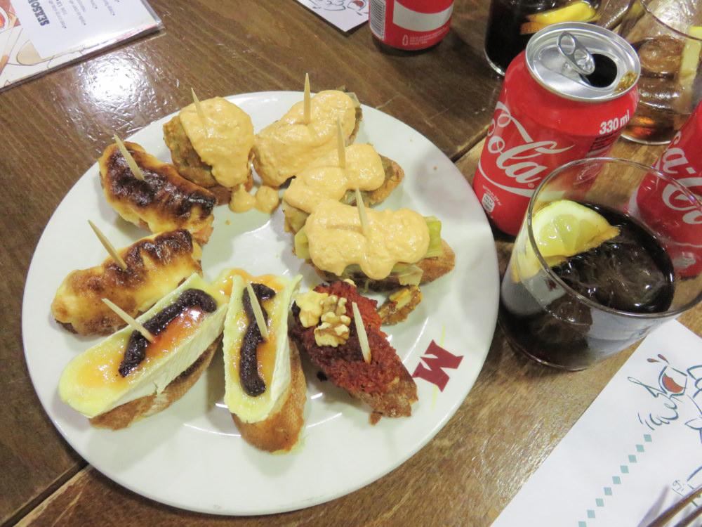 《Spain Travel Schedule》Foodie paradise Barcelona
