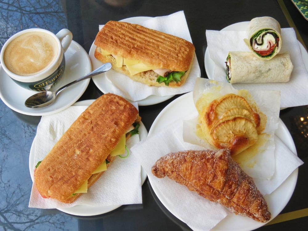 《西班牙早餐》El fornet 快速節奏的慢食就在巴塞隆納