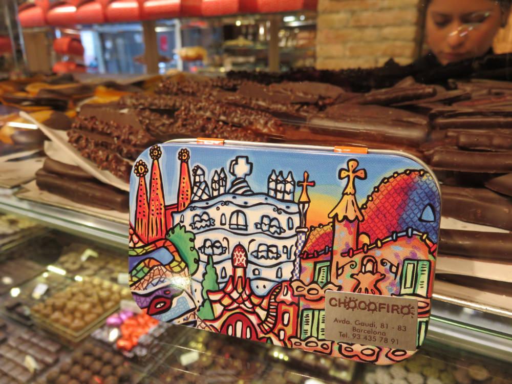 《聖十字聖保羅醫院》Chocofiro百年招牌手工巧克力