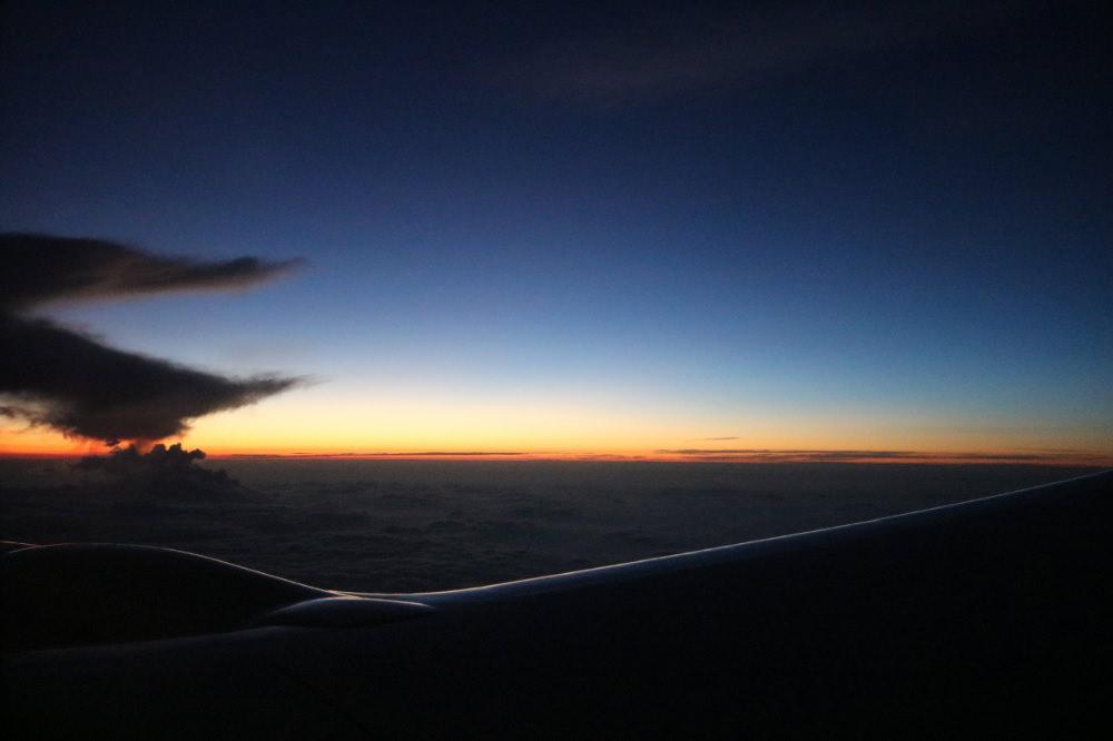 《搭飛機遇颱風》人要保險 心要冷靜 行程要彈性