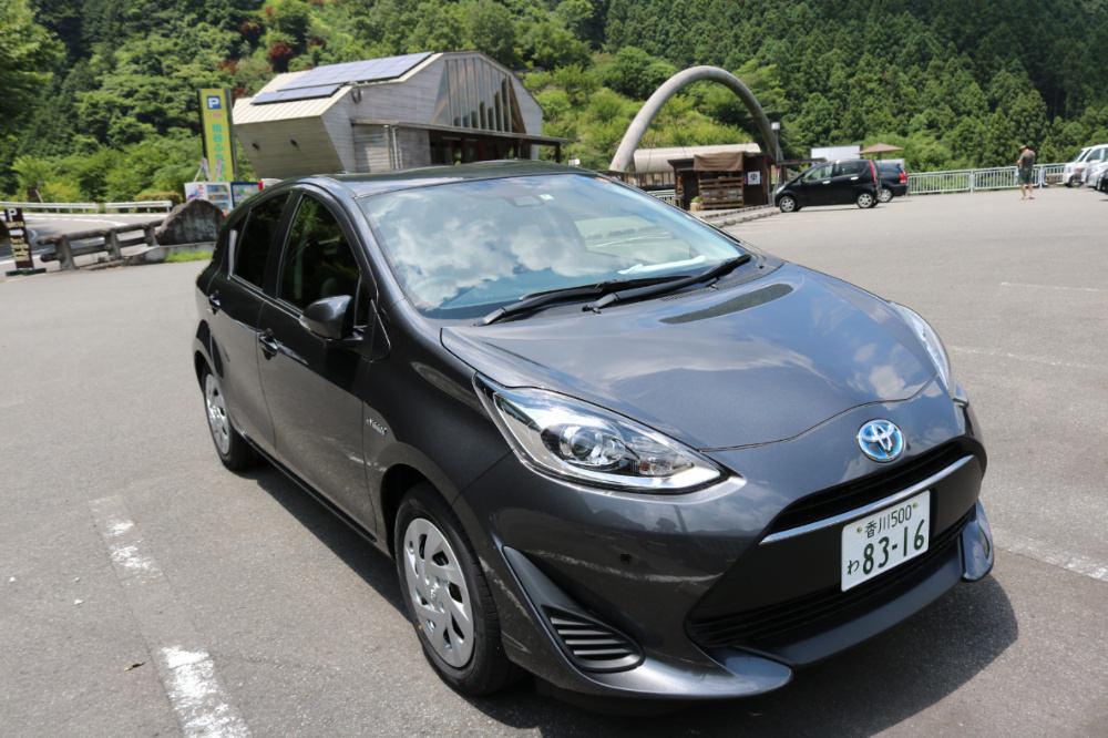日本右駕開車習慣加油 租車自駕不可不知