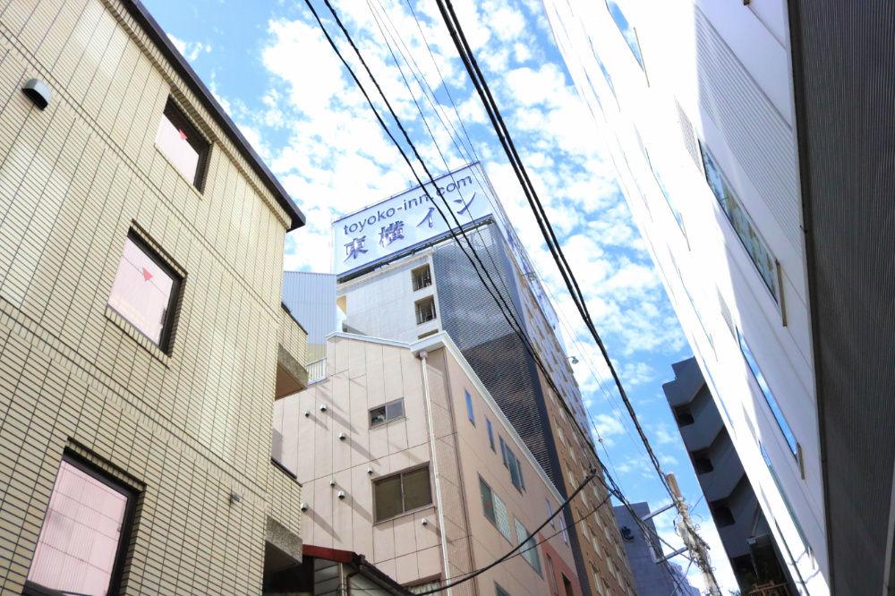 《東横INN》日本橋人形町 舒適自在機能超棒商務旅館