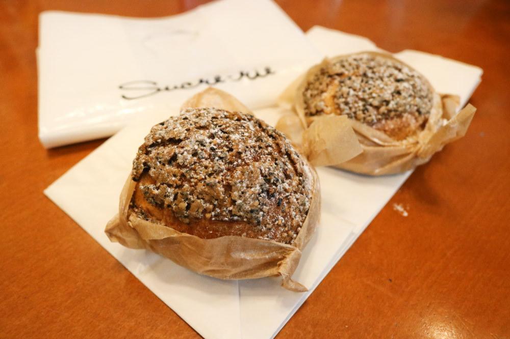 《Sucre rie 甜點菓子店》日本美食雜誌推薦人氣泡芙所言不假