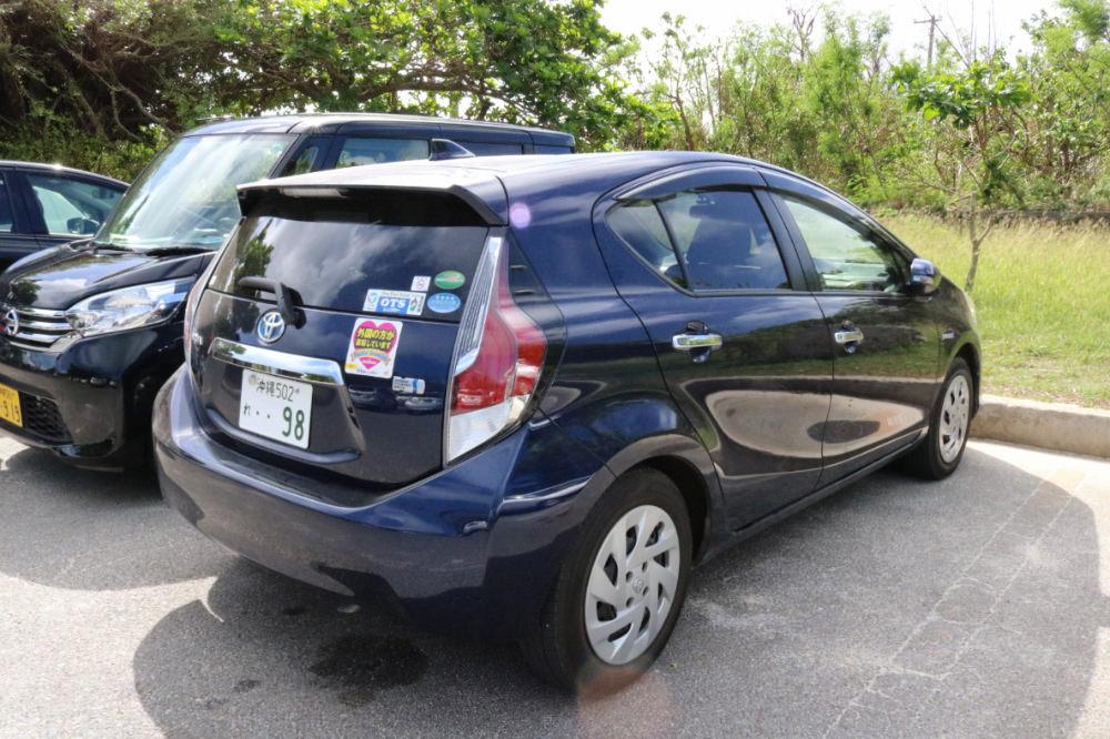 《日本租車自駕》OTS rent a car租車評價與車被拖吊怎麼辦
