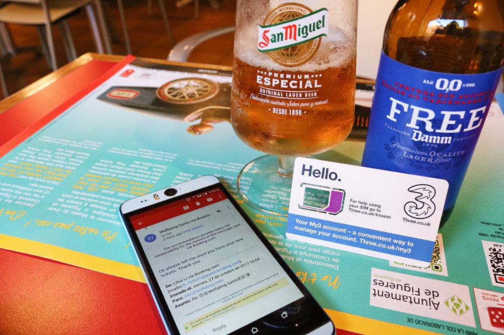 《西班牙行動上網》歐洲32國通用上網SIM卡聯繫距離無國界
