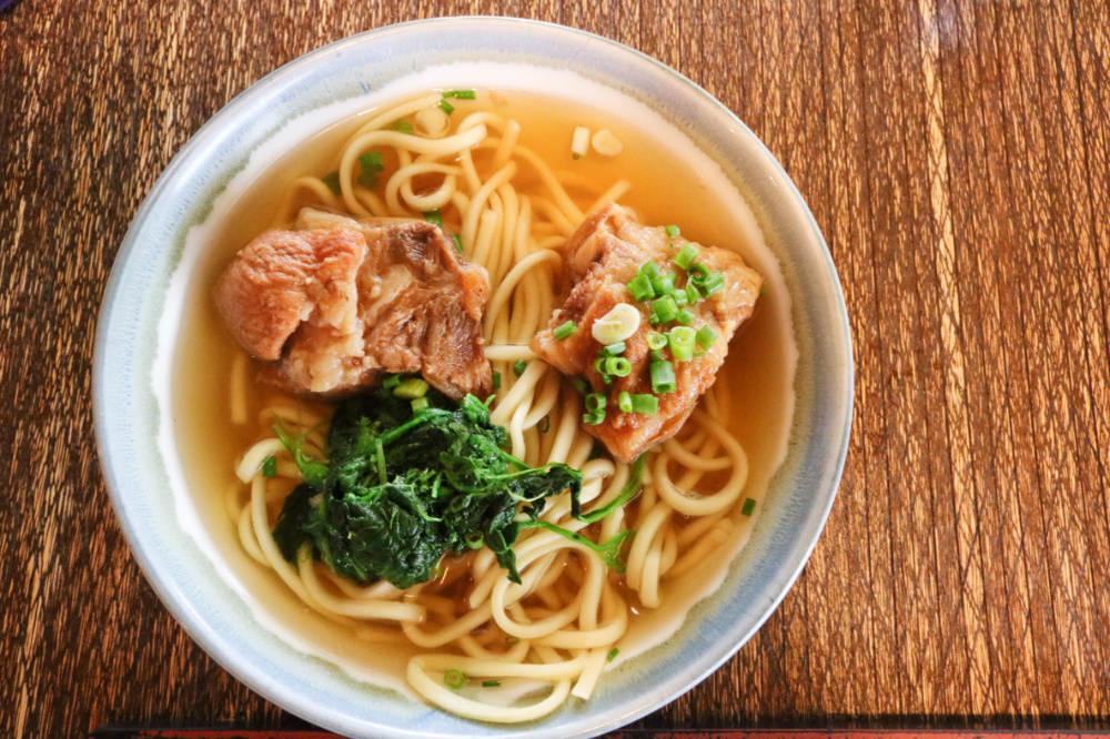 宮古島排隊美食值得一吃的古謝沖繩麵古謝そば