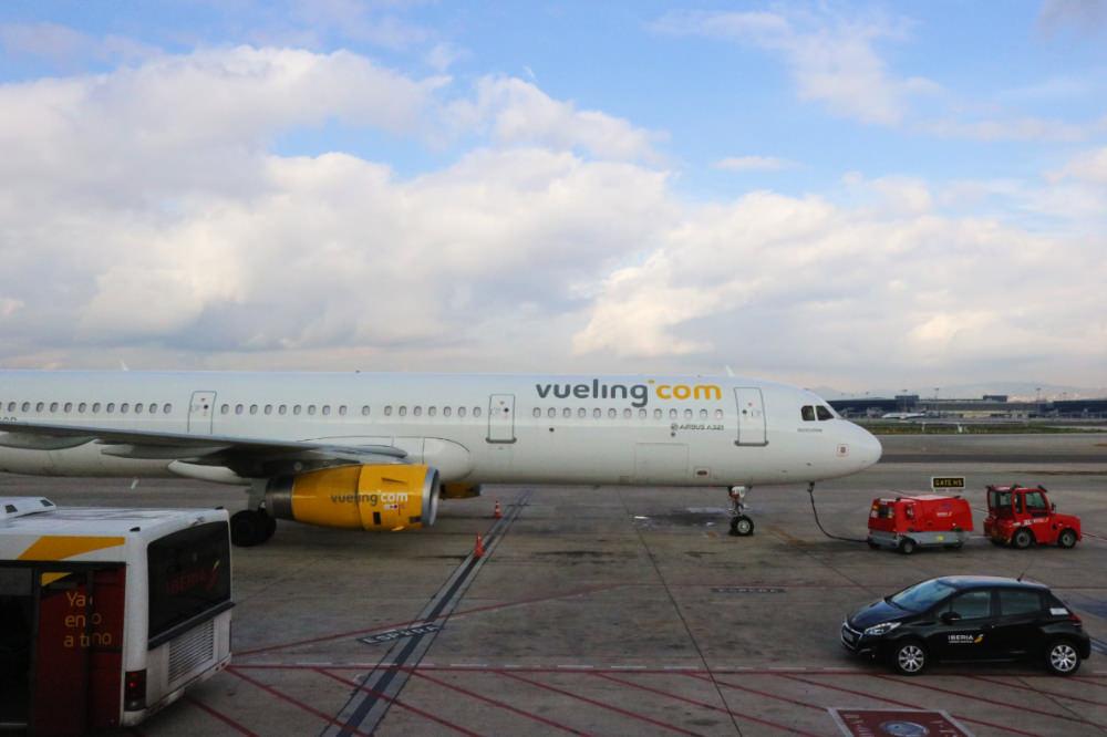 《歐洲廉航》西班牙伏林航空 Vueling 登機報到搭乘評價