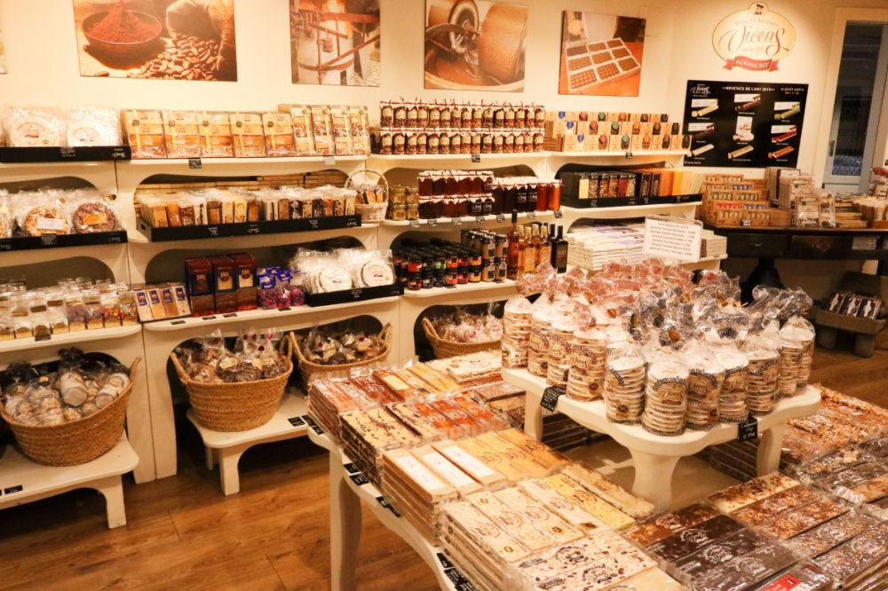 《西班牙伴手禮》Vicens老店巧克力甜點杜隆威力不同凡響