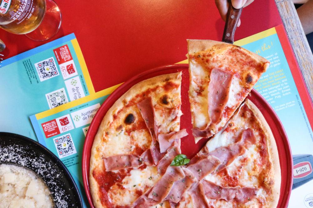 《西班牙Figures》Pizzeria Fiore 比薩燉飯每一口都意猶未盡