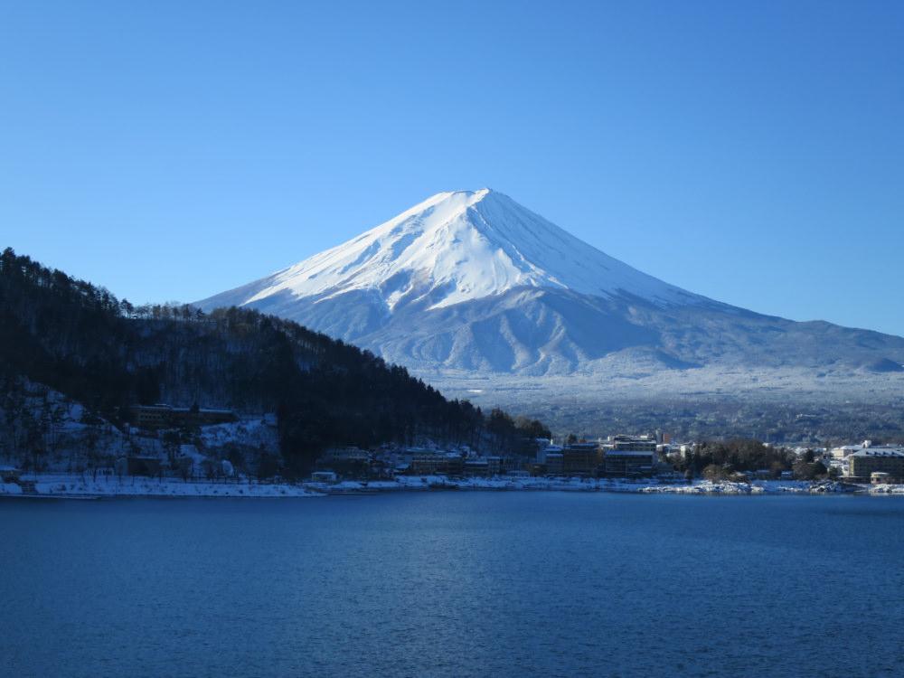專欄   河口湖交通、住宿、行程一篇搞定! 一覺醒來富士山就在眼前!
