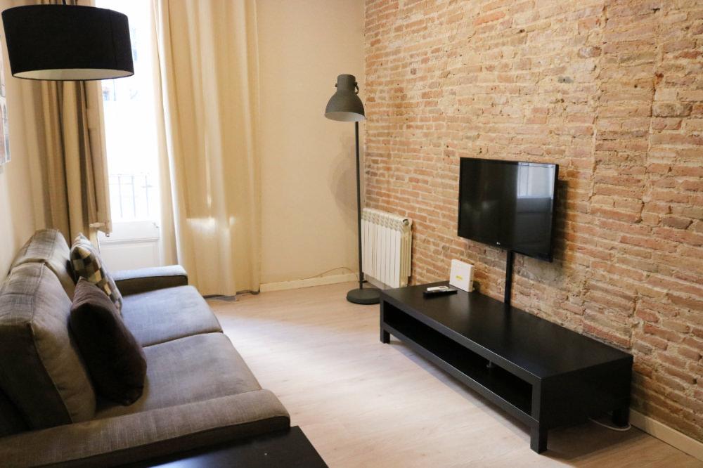 《西班牙巴塞隆納》公寓旅館 Weflating City Center 近加泰隆尼亞廣場