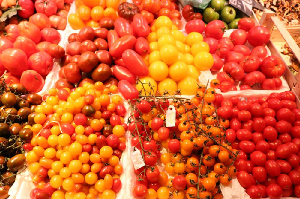 《西班牙的水果》西班牙季節水果 傳統市場超市 西語單字不會少