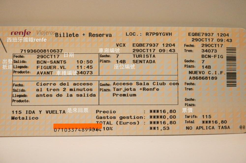 《西班牙巴塞隆納》聖徒Sants車站現場買票搭西班牙國鐵renfe