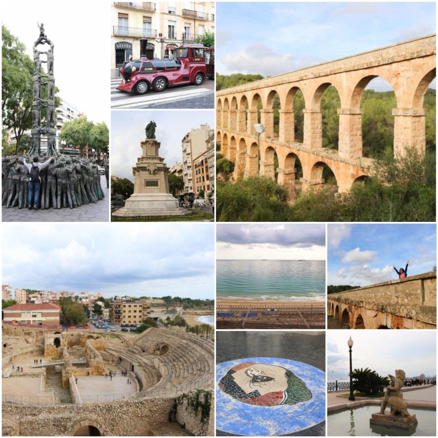 《西班牙塔拉戈納》羅馬時代遺跡路線 地中海的陽台景點整理