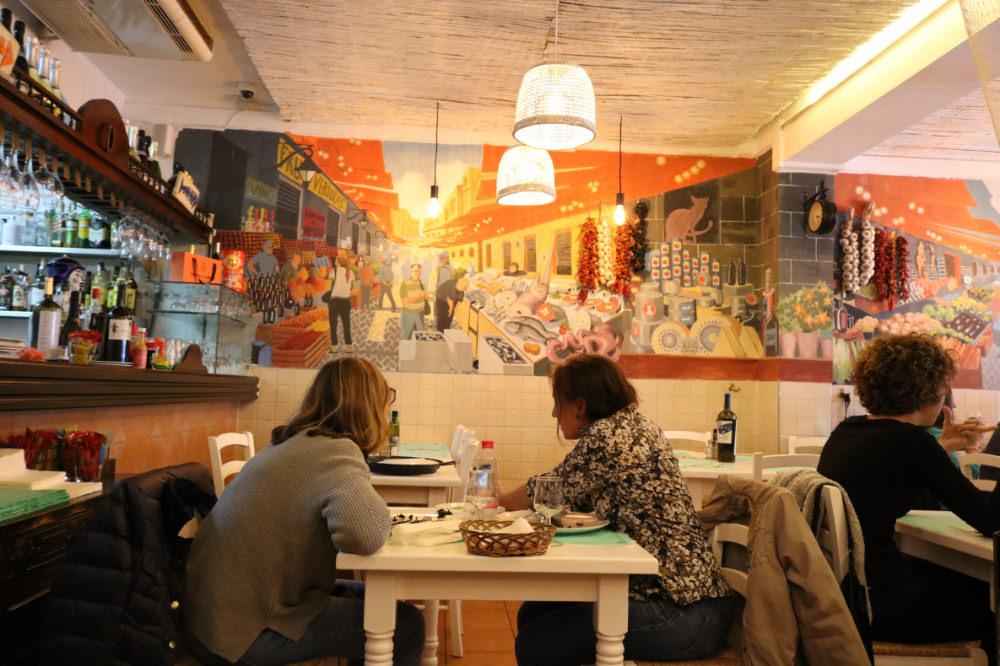 《西班牙》馬略卡島人氣餐館 Monolisto 適合休息片刻的小酒館