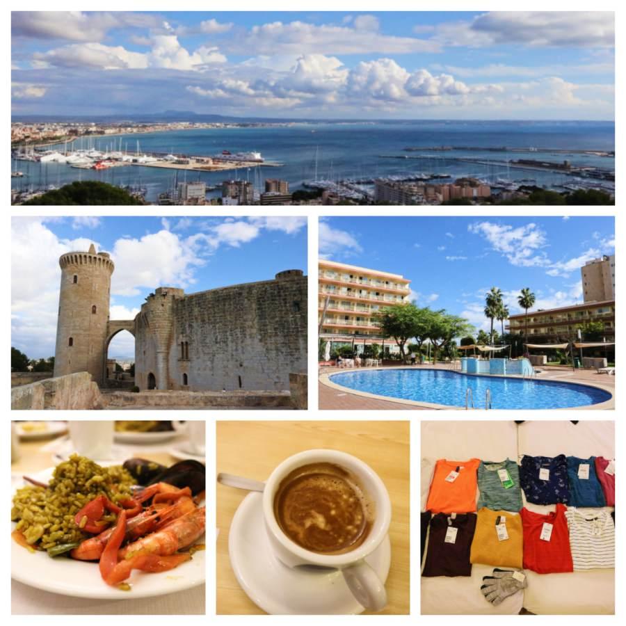 《西班牙》馬略卡島 度假勝地交通行程景點住宿攻略