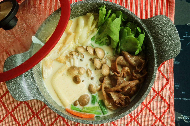 食譜|壽喜燒牛奶鍋 什錦炊飯 樸石鑄造雙耳鍋一鍋搞定