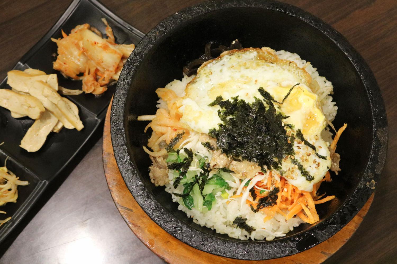 《台北內湖》恩花園韓式料理 推薦石鍋拌飯