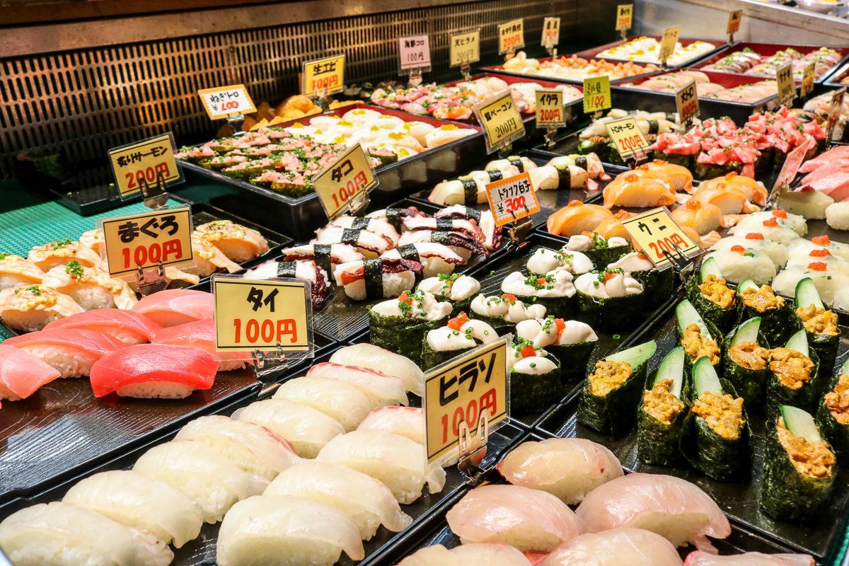 《日本》下關唐戶市場 海鮮河豚吃到飽