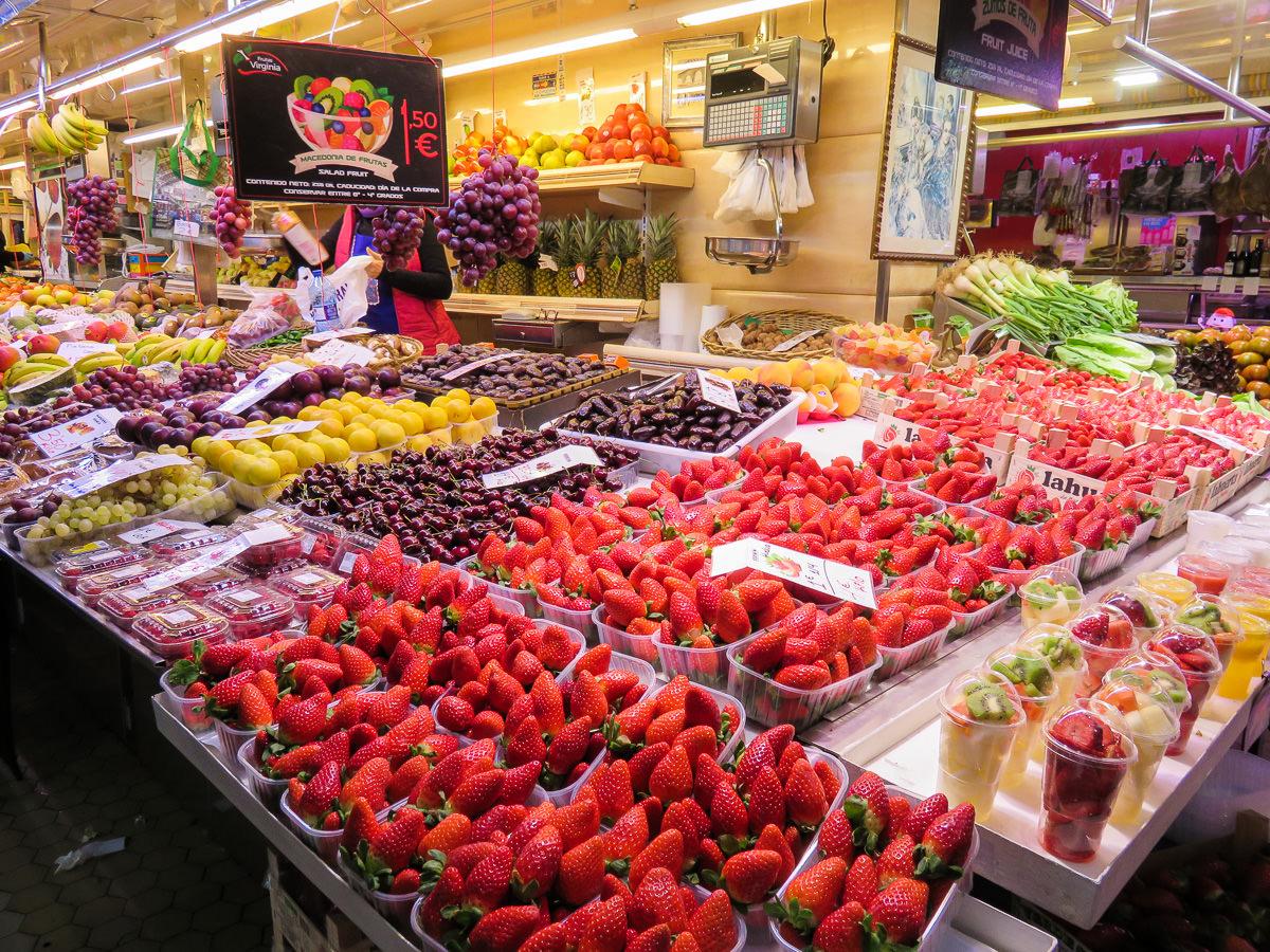 《西班牙瓦倫西亞》Mercado Central 中央市場 美食伴手文化體驗一次搞定
