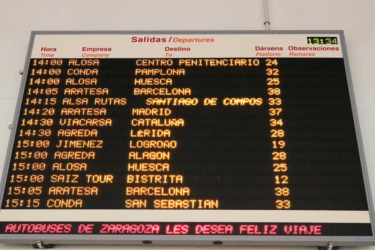 西班牙交通策略 ALSA巴士線上訂票現場買票教你看票須知