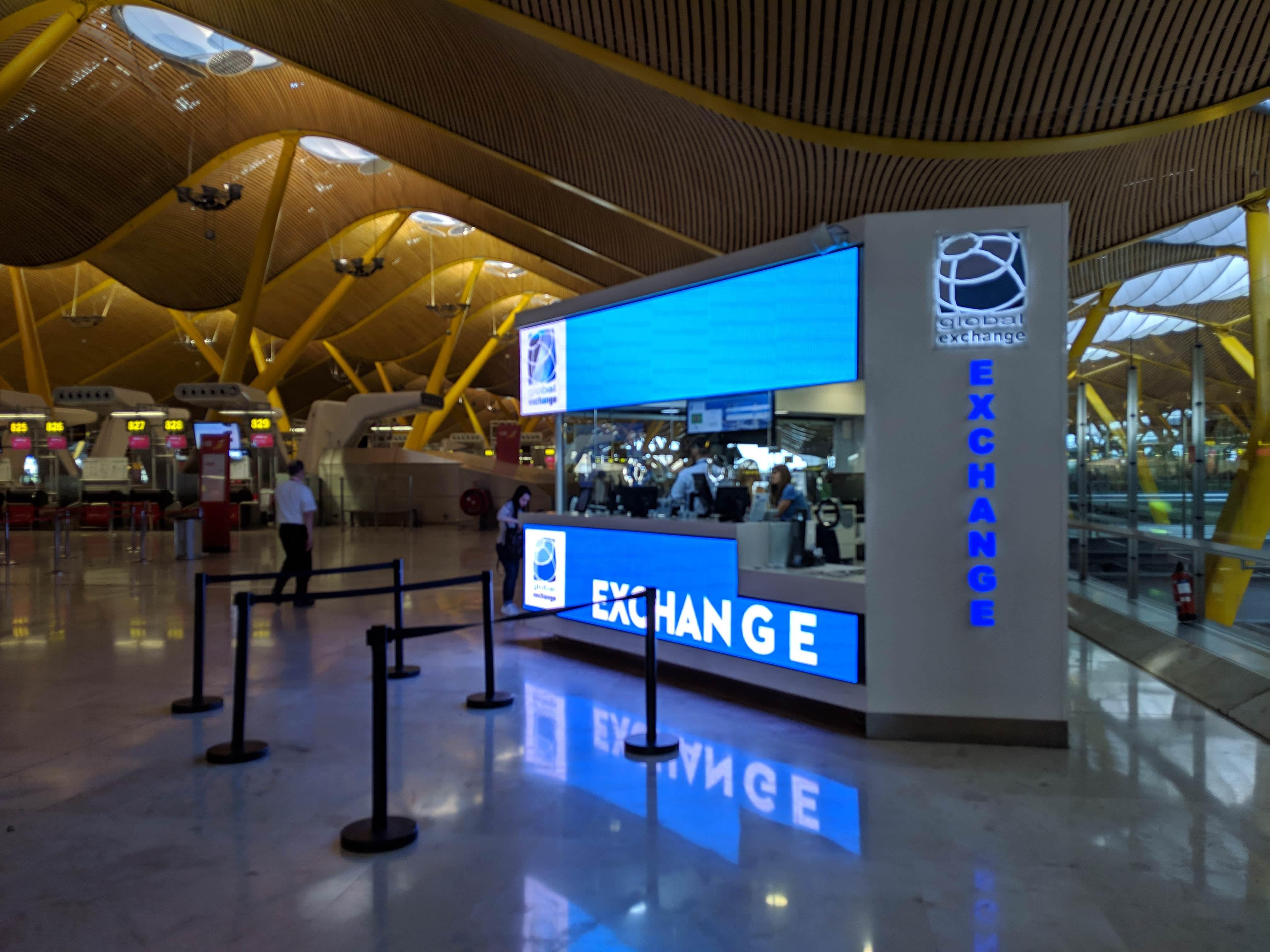 西班牙馬德里機場退稅tax diva退稅refund2