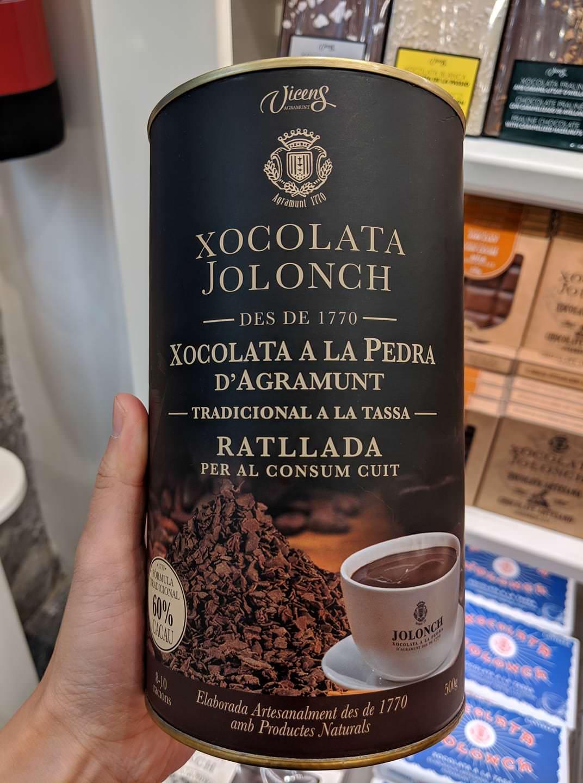 西班牙巧克力Jolonch