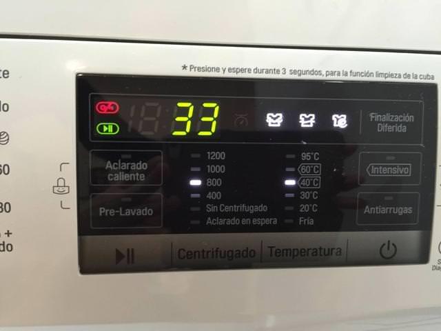 西班牙洗衣服洗衣機