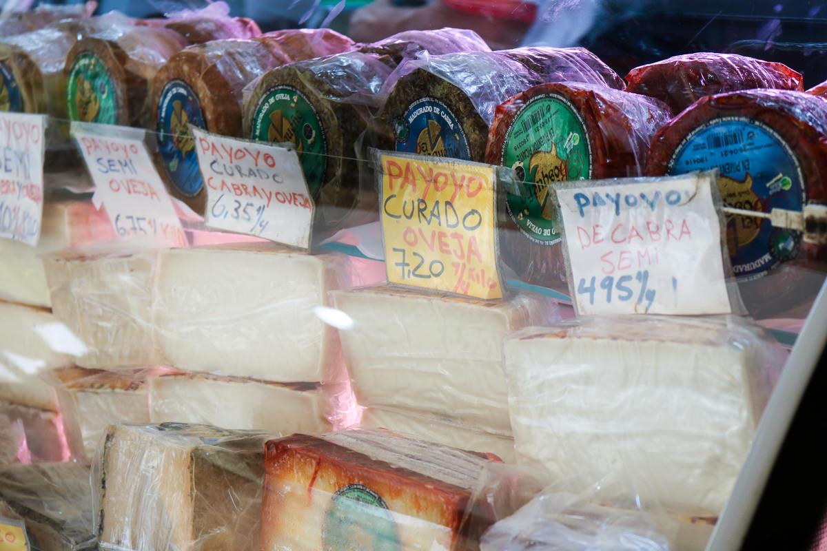 西班牙起司乳酪queso食材熟成羊奶-1