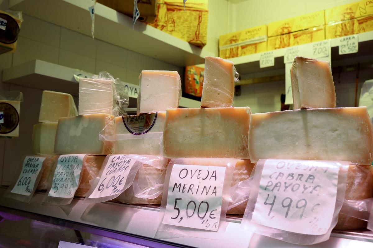 西班牙起司乳酪queso食材熟成羊奶-3