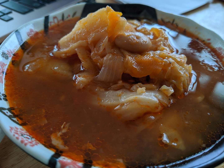 西班牙豆子湯食譜作法