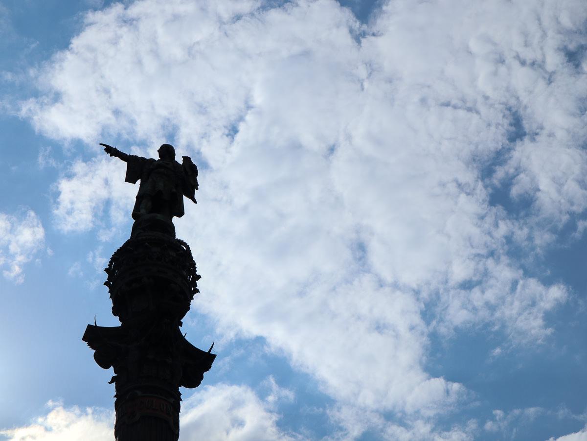 西班牙哥倫布-1